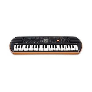 【在庫目安:お取り寄せ】 CASIO SA-76 電子キーボード 44ミニ鍵盤