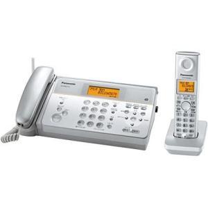 【在庫目安:お取り寄せ】Panasonic  KX-PW211DL-S デジタルコードレス感熱紙ファクス(子機1台付き)(シルバー)