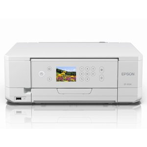 【在庫目安:あり】 EPSON EP-813A A4カラーインクジェット複合機/ Colorio/ 6色/ 無線LAN/ Wi-Fi Direct/ 両面/ 2.7型液晶|pc-express