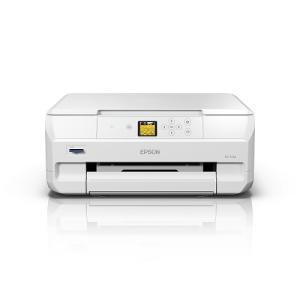 【在庫目安:あり】 EPSON EP-713A A4カラーインクジェット複合機/ Colorio/ 6色/ 無線LAN/ Wi-Fi Direct/ 1.44型液晶|pc-express