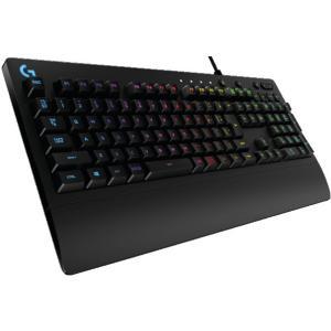 ロジクール G213 Prodigy RGB Gaming Keyboard ブラック G213 R...