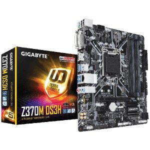 GIGABYTE Z370M DS3H [MicroATX/LGA1151/Z370搭載] 第8世代Coreプロセッサ対応マザーボード