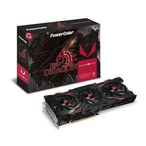 [台数限定]PowerColor AXRX VEGA 56 8GBHBM2-2D2HD/OC [RX VEGA 56/HBM2 8GB] 3連ファンクーラー搭載Radeon RX Vega 56グラフィックボード