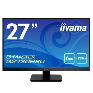 iiyama G2730HSU-B1 27型ゲーミング液晶ディスプレイ 高速応答速度1ms [27W...