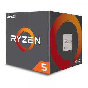 AMD Ryzen 5 2600 with Wraith Stealth Cooler YD2600...