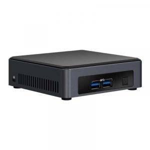 新製品 Intel NUC7i7DNKE (BLKNUC7I7DNKE) NUCベアボーンキット Core i7-8650U搭載/M.2 SSD専用
