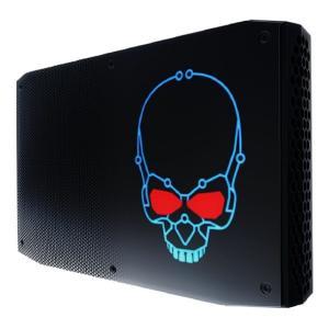 Intel NUC8I7HVK Radeon RX Vega M内蔵のCore i7-8809G搭載ゲーミングNUC 電源ケーブル別売り