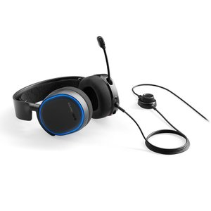 【Gaming Goods】SteelSeries Arctis 5 Black (2019 Edi...