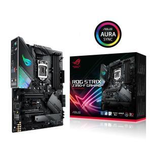 新製品 ASUS ROG STRIX Z390-F GAMING [ATX/LGA1151/Z390] Intel 第9世代Coreプロセッサー対応 Z390チップセット搭載マザーボード