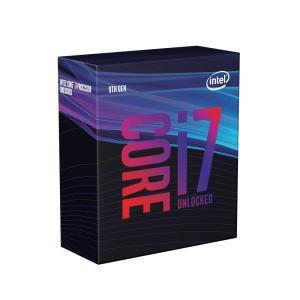 インテル Core i7 9700K BOX (BX80684I79700K) CPU 第9世代インテルCore i7プロセッサー(8コア/8スレッド)