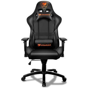 【Gaming Goods】COUGAR ARMOR Black gaming chair CGR-...