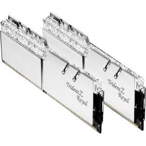 G.SKILL F4-3200C16D-32GTRS  DDR4-3200/16GB x2枚  デスクトップ用メモリ Trident Z Royalシリーズ