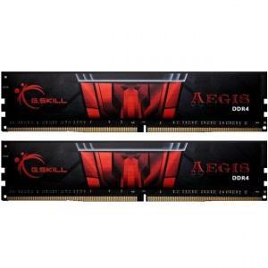 G.SKILL F4-2666C19D-32GIS  DDR4-2666/16GB x2枚  デスクトップ用メモリ Aegis DDR4シリーズ
