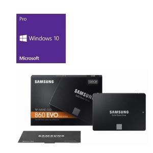 [OS+500GB SSDセット]Windows 10 Pro 64Bit DSP + SAMSUN...