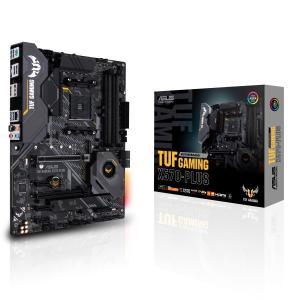 ASUS TUF GAMING X570-PLUS [ATX/AM4/X570] TUFシリーズ AMD X570チップセット搭載ATXゲーミングマザーボード