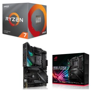 [パーツセット]AMD Ryzen 7 3700X BOX + ASUS ROG STRIX X57...