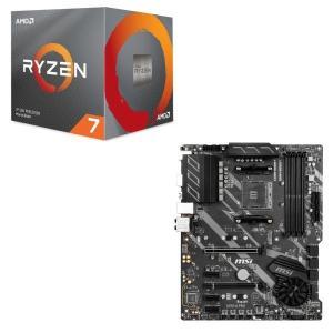 [パーツセット]AMD Ryzen 7 3700X BOX + MSI X570-A PRO セット