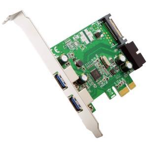 エアリア AREA Over Fender RV /SD-PEU3V-2E2IL3 USB3.0増設ボード 外部にも内部にも増設可能の画像