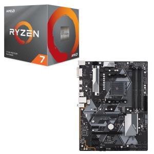 [パーツセット] AMD Ryzen 7 3700X BOX + ASUS PRIME B450-P...