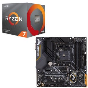 [パーツセット] AMD Ryzen 7 3700X BOX + ASUS TUF B450M-PR...