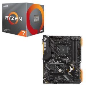 [パーツセット] AMD Ryzen 7 3700X BOX + ASUS TUF B450-PLU...