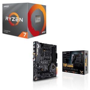 [パーツセット] AMD Ryzen 7 3700X BOX + ASUS TUF GAMING X...