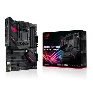 6/20発売 新製品 ASUS ROG STRIX B550-F GAMING AMD B550チップセット搭載 ATXマザーボード