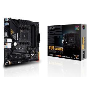 6/20発売 新製品 ASUS TUF GAMING B550M-PLUS AMD B550チップセット搭載 MicroATXマザーボード