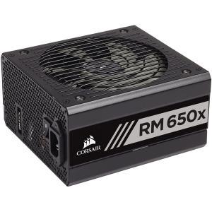 Corsair RM650x -2018-650W PC電源ユニット [80PLUS GOLD] P...