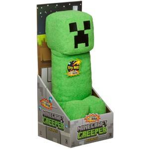 サウンドとMinecraftのクリーパー35センチメートルぬいぐるみ Minecraft Creep...