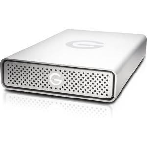 G-Technology (HGST) G-DRIVE USB-C 4000GB 外付けハードディス...