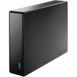I-O DATA 外付けHDD ハードディスク 3TB TV録画 電源内蔵 ファン付 Mac 日本製...