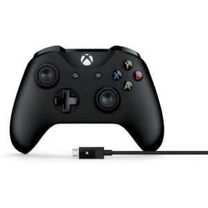 マイクロソフト ゲームコントローラー Bluetooth/有線接続/xbox one/Windows...