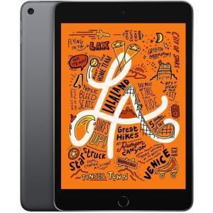 APPLE(アップル) Apple iPad mini5 64GB 本体 7.9インチ  Wi-Fi + Cellular SIMフリー グレイ iPad Mini Sランク 展示品 整備済み品「4UX52J/A」IPAD 本体の画像