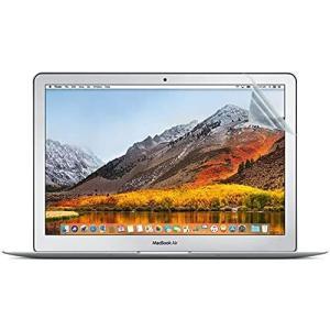 MacBook Air 13.3 対応 2012年-2017年 PET フィルム 液晶 保護 クリア...