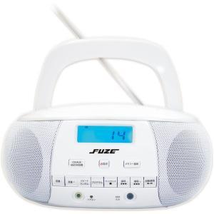 AM/ワイドFMラジオCDプレーヤー