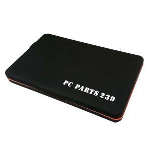 1.8インチ IDE/CF 50pin to USB2.0 SSD HDD 外付けドライブケース|pc-parts-239