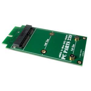 mSATA SSD 27/50mm to 1.8インチ Micro SATA 変換アダプタ|pc-parts-239