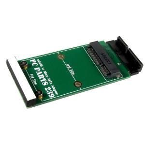 mSATA SSD 27/50mm to HP 2540P専用 1.8インチ Micro SATA 16pin 変換アダプタ|pc-parts-239
