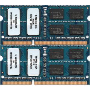 Kingston PC3-10600S (DDR3-1333) 4GB x 2枚組み 合計8GB SO-DIMM 204pin ノートパソコン用メモリ 動作保証品 pc-parts-firm