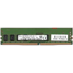 【訳あり奉仕品】両面に傷あり 動作に問題なし SK hynix PC4-17000U (DDR4-2133) 4GB DIMM 288pin 型番:HMA451U6AFR8N-TF 片面実装 (1Rx8) 動作保証品【中古】 pc-parts-firm