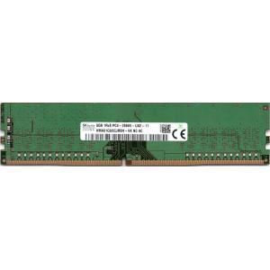 SK hynix の 8GB 1Rx8 PC4-2666V-UA2-11 DIMM 288pin デスクトップパソコン用メモリ 型番:HMA81GU6CJR8N-VK 片面実装 (1Rx8) 動作確認済品【中古】の画像