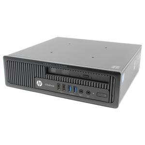 SSD 256GB 搭載! Windows 10 Pro 64bit HP EliteDesk 800 G1 US 第4世代Core i5-4590S 3.0GHz メモリ:8GB、HDD:320GB、DVD-ROM、Apache OpenOffice【中古】 pc-parts-firm