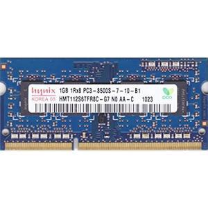 hynix PC3-8500S (DDR3-1066) 1GB SO-DIMM 204pin ノートパソコン用メモリ pc-parts-firm