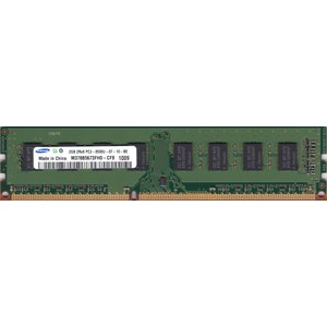 SAMSUNG PC3-8500U (DDR3-1066) 2GB 240ピン DIMM デスクトップパソコン用メモリ 型番:M378B5673FH0-CF8 動作保証品 pc-parts-firm
