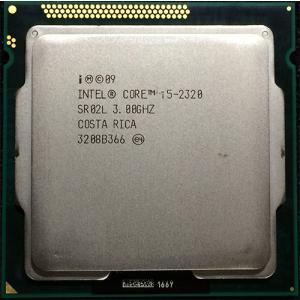 インテル Core i5 i5-2320 3.00GHz 6M LGA1155 SandyBridge BX80623I52320 動作保証品|pc-parts-firm