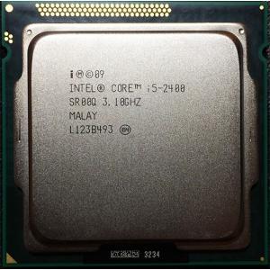 Intel CPU Core i5 i5-2400 3.1GHz 6M LGA1155 SandyBridge BX80623I52400 動作保証品|pc-parts-firm