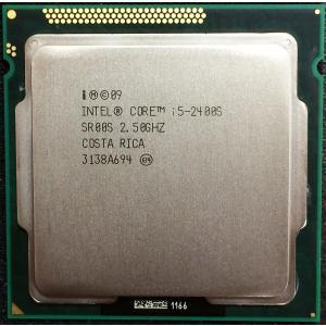 Intel CPU Core i5 i5-2400S 2.5GHz 6M LGA1155 SandyBridge BX80623I52400S 動作保証品|pc-parts-firm