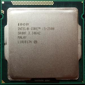 Intel CPU Core i5 i5-2500 3.3GHz 6M LGA1155 SandyBridge BX80623I52500 動作保証品|pc-parts-firm