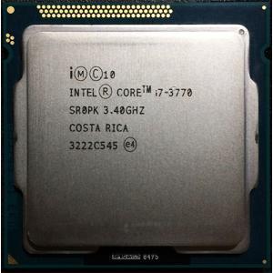 Intel CPU Core i7 3770 3.4GHz 8M LGA1155 Ivy Bridge BX80637I73770【BOX】動作保証品|pc-parts-firm